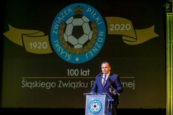 Stulecie Śląskiego Związku Piłki Nożnej