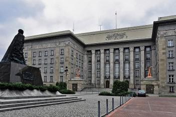 Gmach Sejmu Śląskiego / fot. arch UMWS