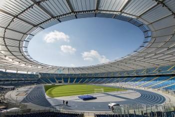 Stadion Śląski - jeden z kandydatów na gospodarza lekkoatletycznych Mistrzostw Europy