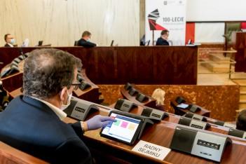 XIX sesja Sejmiku Woj. Śląskiego. fot. Tomasz Żak / UMWS