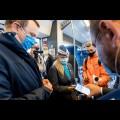 Konferencja dotycząca możliwości płatności kartą w pociągach. fot. Tomasz Żak / UMWS