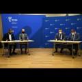Podpisanie umowy dotyczącej budowy KSSENON - akceleratora biznesowego
