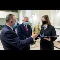 Wręczenie nagród w konkursie Piękna wieś Województwa Śląskiego