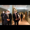 Zwiedzanie Muzeum Śląskiego. fot. Patryk Pyrlik / UMWS
