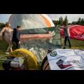 Lot w 100-lecie Powstań Śląskich. In the Silesian Sky. fot. Tomasz Żak / UMWS