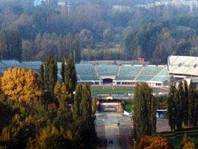 Stadion Śląski w Wojewódzkim Parku Kultury i Wypoczynku w Chorzowie
