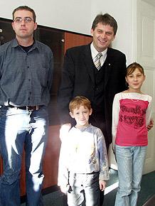 Spotkanie u wicemarszałka Wojewódzka Śląskiego Jana Greli