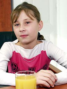 Aleksandra Heda - 11 lat