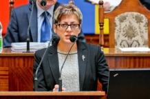 Aurelia Hetmańska - dyrektor Urzędu Statystycznego w Katowicach