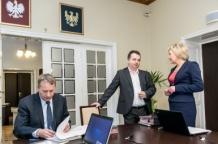 Posiedzenie Zarządu Województwa Śląskiego
