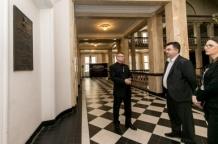 Zwiedzanie gmachu Sejmu Śląskiego