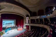 Obrady odbyły się w Teatrze A. Mickiewicza w Cieszynie