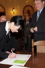 Aleksandra Gajewska zastąpiła Antoniego Piechniczka