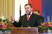 Na sesję zaproszono Wojewodę Śląskiego Zygmunta Łukaszczyka