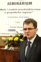 Spotkanie otworzył marszałek Bogusław Śmigielski