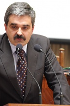 Prezes GTL Artur Tomasik przedstawił założenia obszaru ograniczonego użytkowania