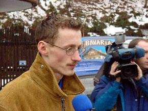 Adam Małysz - Wisła, 6 lutego 2001