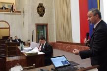 O konieczności budowy CEIBI przekonywał Rektor Uniwersytetu Śląskiego Prof. Wiesław Banyś