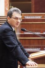 Przemawia Marszałek Bogusław Śmigielski