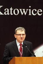 Gości powitał gospodarz województwa – marszałek Bogusław Śmigielski