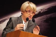 Danuta Hübner - Komisarz ds. Polityki Regionalnej