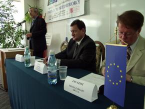Konferencji w Wyższej Szkole Zarządzania i Marketingu w Sosnowcu