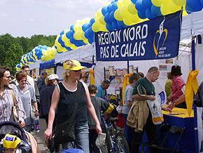 Wielki Piknik Europejski w Wojewódzkim Parku Kultury i Wypoczynku