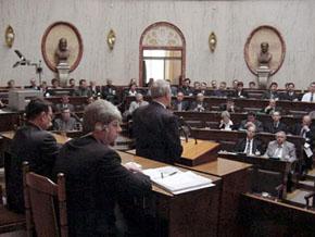 Obrady Forum, 14 marca 2001