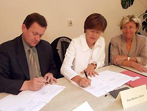 Podpisanie Porozumienia w sprawie rozwoju regionalnego