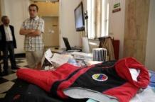 Konferencji towarzyszyła prezentacja wyrobów osób niepełnosprawnych