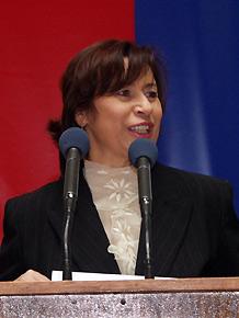 Podsekretarz Stanu Ewa Okoń- Horodyńska