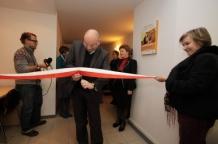 W otwarciu Punktu uczestniczył Piotr Spyra, członek Zarządu Województwa Śląskiego