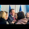 Podpisanie umowy ze Szpitalem Zakonu Bonifratrów w Katowicach / fot. BP UMWS