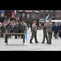 Przysięga żołnierzy 13. Śląskiej Brygady Obrony Terytorialnej / fot. BP Patryk Pyrlik