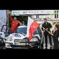 Ceremonia startu w Mysłowicach / fot. Patryk Pyrlik / UMWS