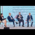 """Panel dyskusyjny """"Program dla Śląska – gdzie jesteśmy i dokąd zmierzamy?""""  fot. Tomasz Żak / UMWS"""