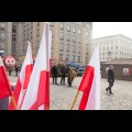Złożenia kwiatów pod Pomnikiem Wojciecha Korfantego w Katowicach / fot. Tomasz Żak / UMWS