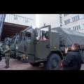 Pokazy sprzętu wojskowego i służb mundurowych na pl. Sejmu Śląskiego w Katowicach / fot. Tomasz Żak / UMWS