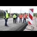 Budowa dróg wojewódzkich. fot. Patryk Pyrlik / UMWS