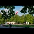 Dzień Flagi Rzeczypospolitej w Parku Śląskim. fot. Tomasz Żak / UMWS